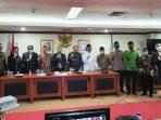 Fachrul Razi Terpilih Pimpin Ketua Komite I DPD RI