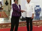 WLJ Dorong Yanes Yosua Frans Duduk di Pemerintahan Jokowi