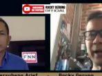 Debat Seru Rocky Gerung vs Prof Henry Subiakto