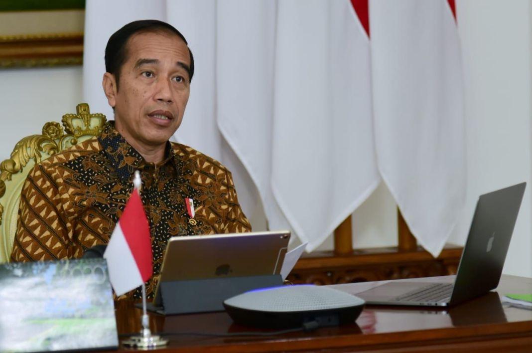 Atasi Krisis, Jokowi Bakal Perluas Pembangunan Lumbung Pangan