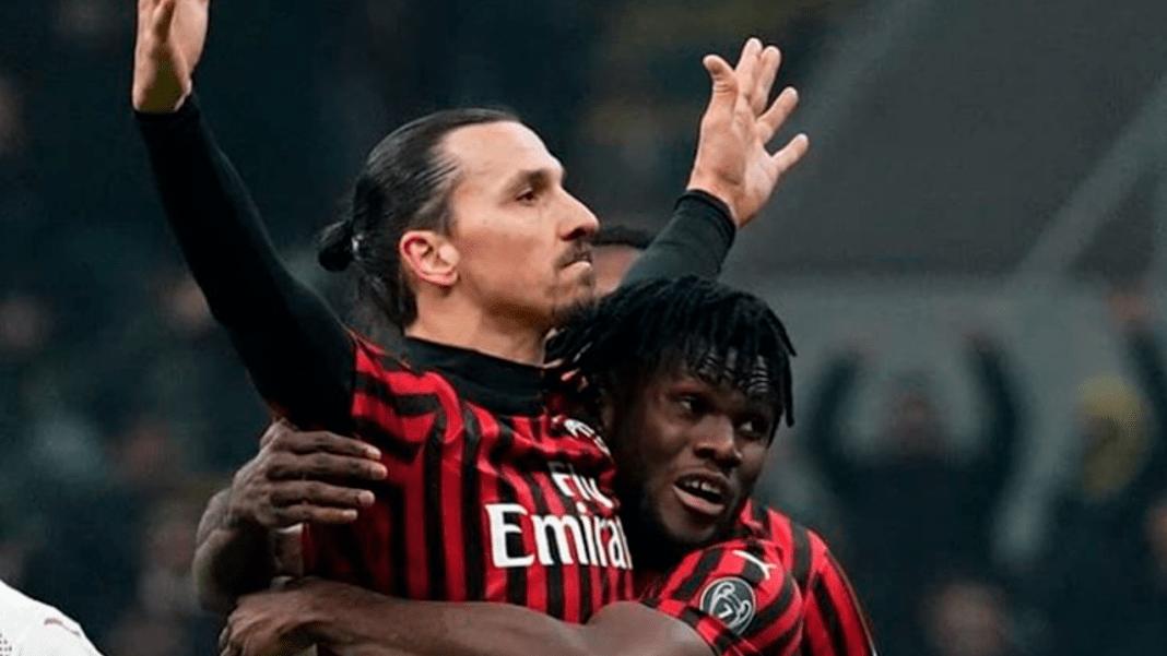 Bomber AC Milan Ibrahimovic Terinfeksi Corona