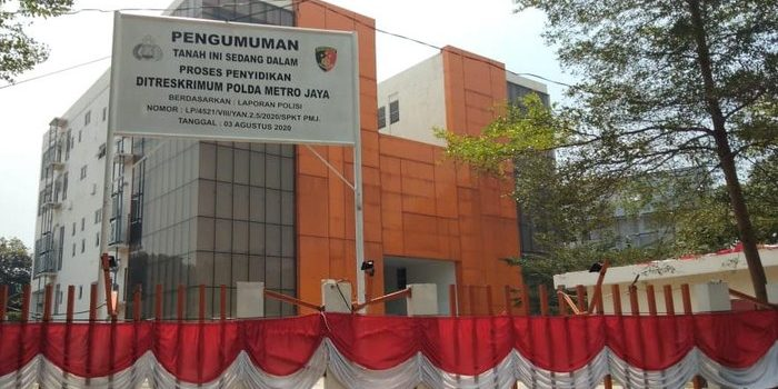 Kantor Hanura Disegel Polisi, Ada Apa dengan Wiranto?