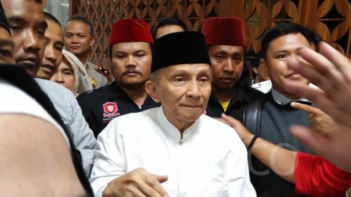 Partai Baru Besutan Amien Rais Diprediksi Sulit Berkembang Jika Gagal Membangun Diferensiasi