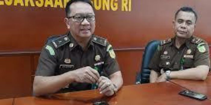 Kejagung Tetapkan Politisi Nasdem Tersangka Kasus Suap Jaksa Pinangki
