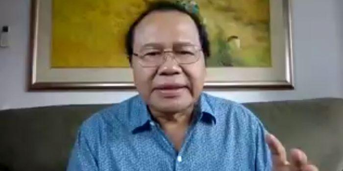 Rizal Ramli Membela Mahasiswa, Rektor Jadikan UI Kampus Kolonial