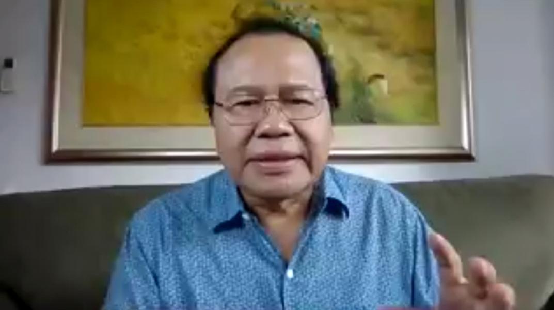Rizal Ramli Sebut Survey Denny JA Bodohi Rakyat