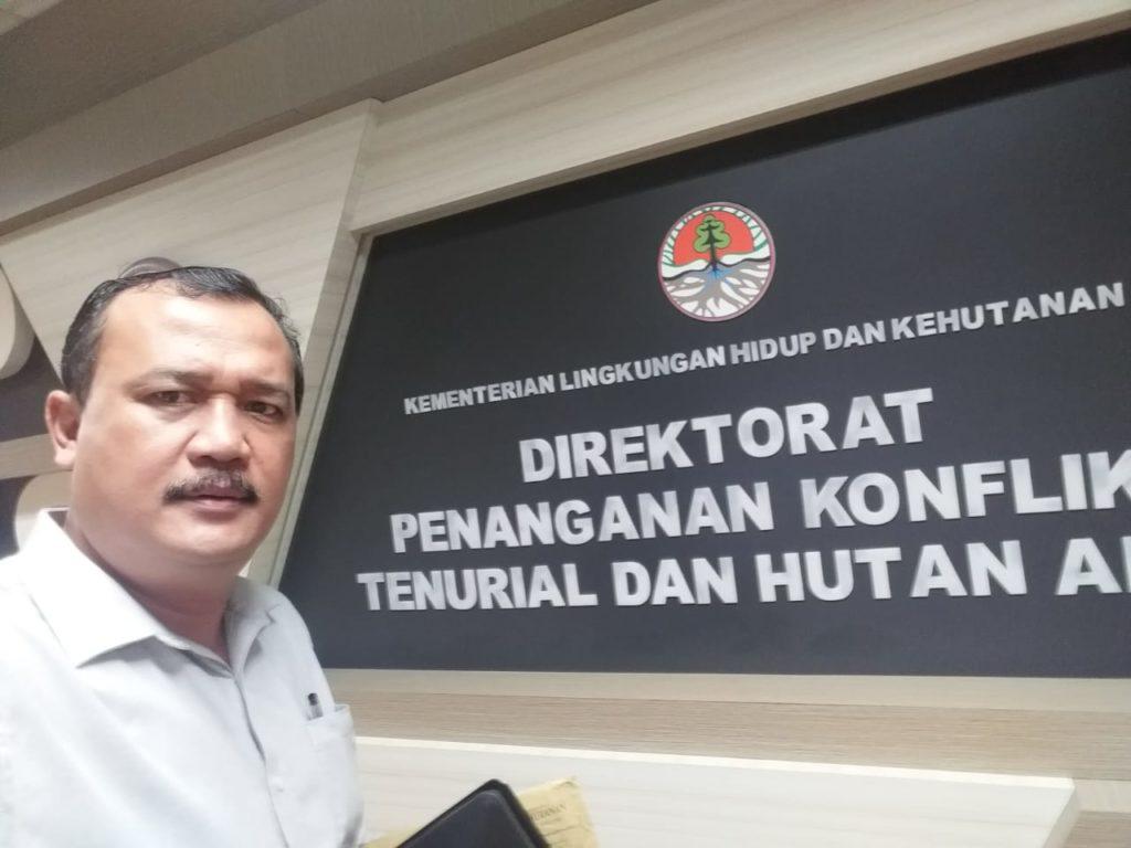 Kuasa Hukum Surati Menteri LHK Selesaikan Sengketa Lahan Masyarakat Meranti Dengan RAPP