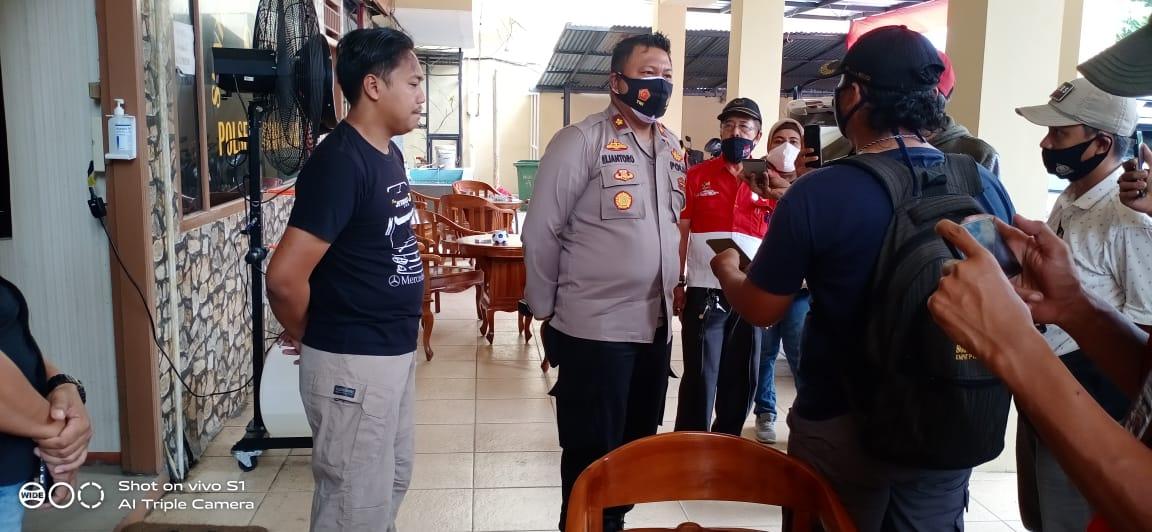 Soal Penganiayaan FS, Kapolsek Sawah Besar : Kami Akan Segera Panggil Saksi Terlapor dan Pelapor