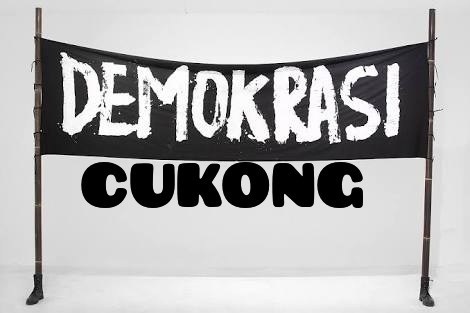 Demokrasi: Dari Cukong, Oleh Cukong, Untuk Cukong!