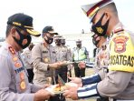 Polantas Bhayangkara Polda Bengkulu Gelar Syukuran HUT Ke-65 di Benteng Marlborough