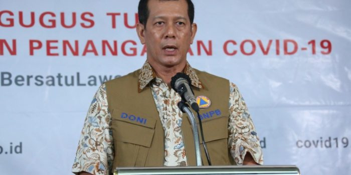 Doni Monardo Sebut 5800 Wartawan akan Dilibatkan Perangi Covid-19