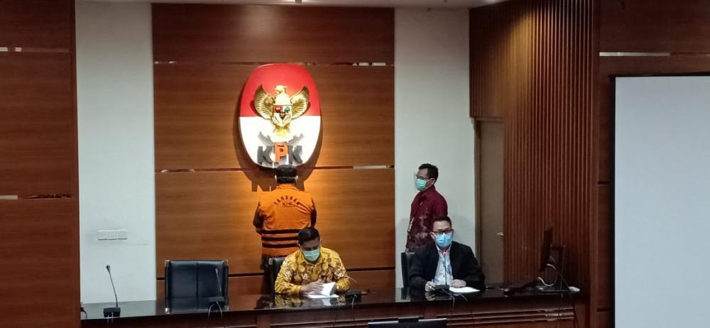 Korupsi Proyek Infrastruktur, KPK Tetapkan Mantan Kadis PUPR Lampung Selatan Sebagai Tersangka