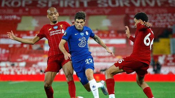 Liverpool dan Chelsea Adu Nyali di Stamford Bridge