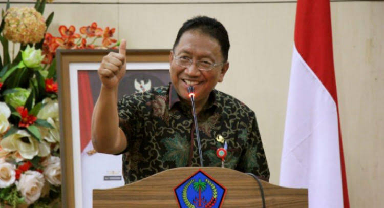Direktur P3S Sebut Edwin Silangen Layak Plt Gubernur Sulut