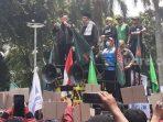 Walikota Bogor Janji Sampaikan Tuntutan Buruh ke Presiden