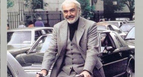 Aktor James Bond 007 Sean Connery Tutup Usia