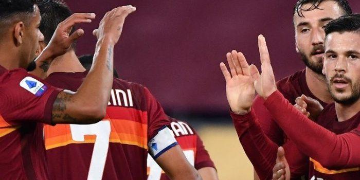 Tampil Apik, AS Roma Bungkam Benevento 5-2