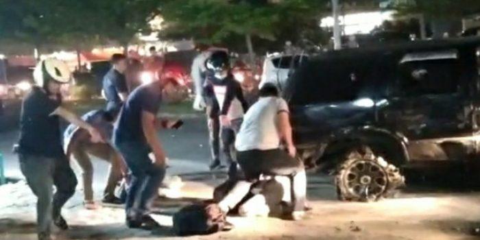 Bawa Sabu Seberat 16 Kg, Perwira Berpangkat Kompol ini Ditangkap