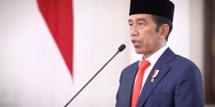 Dinilai Hina Umat Islam, Presiden Jokowi Kecam Pernyataan Emmanuel Macron