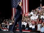 Trump dan Biden Saling Tuding Dalam Kampanye