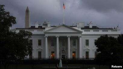 Adakah Hantu di Gedung Putih?