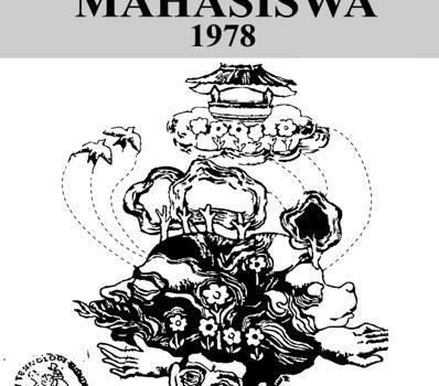 Buku Putih Perjuangan Mahasiswa 1978 :  Sebelum Demonstrasi, Ada Proses Intelektual