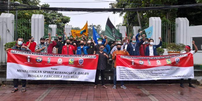Momentum Sumpah Pemuda, Cipayung Plus Jakarta Serukan Lawan Gerombolan Politik Pemecah Belah Bangsa