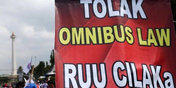 Pelajar Indonesia di Jepang Tolak UU Omnibus Law Ciptaker