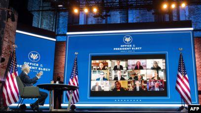 Joe Biden : Pemerintahan Mendatang akan Banyak Tantangan