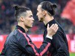 Ronaldo dan Ibrahimovic Bersaing dalam Daftar Top Skor Liga Italia