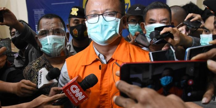 Tersangka Korupsi, Edhy Prabowo: Saya akan Bertanggung-Jawab