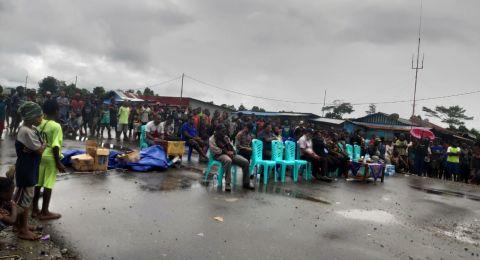 Ungkit Isu HAM dan Militer, GKI: Tiap Hari Orang Papua Bersimbah Darah