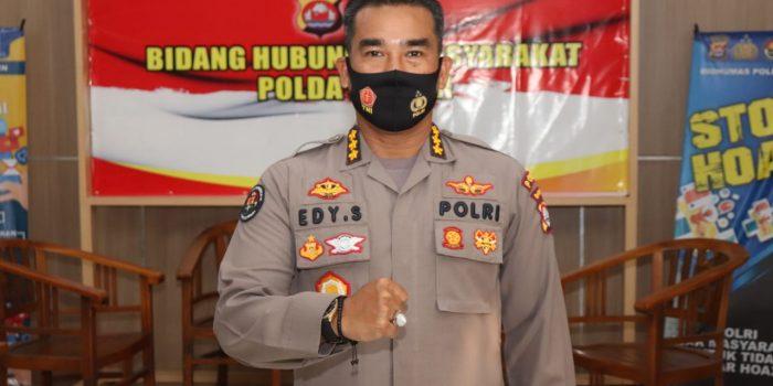 Kabid Humas Polda Banten : Saya Empati dan Ungkap Kasus Aniaya Wartawan Hingga Tuntas