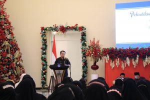 Pjs Gubernur Sulut Lantik Pengurus Syiar Muslimah Indonesia