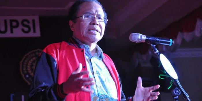 Kiat Jitu Cegah Korupsi Ala Rizal Ramli