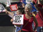 Dituduh Curang, 5 Negara Bagian ini Digugat Trump