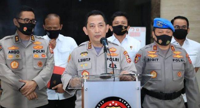 Kabareskim Bantah Dirinya Terlibat Dalam Penghapusan 'Red Notice' Kasus Djoko Tjandra