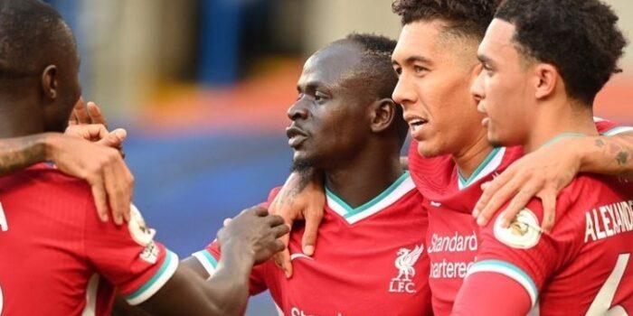 Raih Kemenangan Telak, Liverpool Kokoh di Puncak Klasemen Liga Inggris