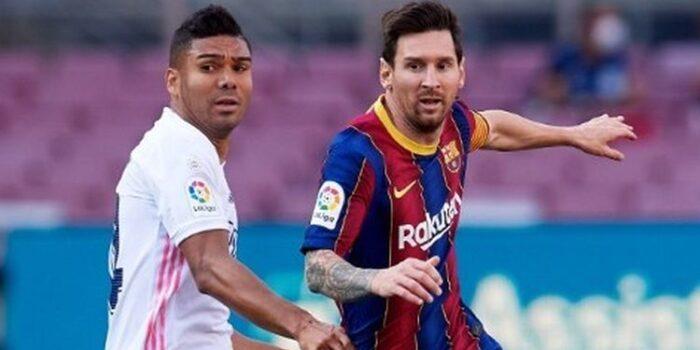 Lionel Messi Angkat Trofi El Pichichi Ketujuh Bersama Barcelona