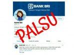 Awas! Akun Palsu Catut Bank BRI di Twitter