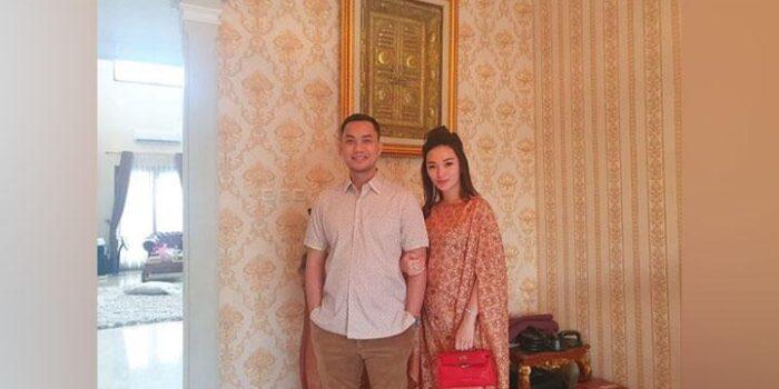 Suami Zaskia Gotik Positif Covid-19