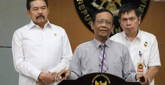 FPI Resmi Dibubarkan Pemerintah