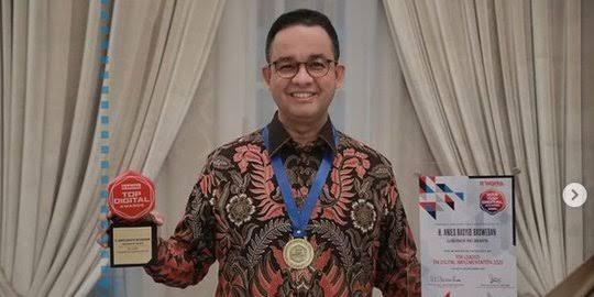 Selamat Datang Kembali Gubernur Indonesia