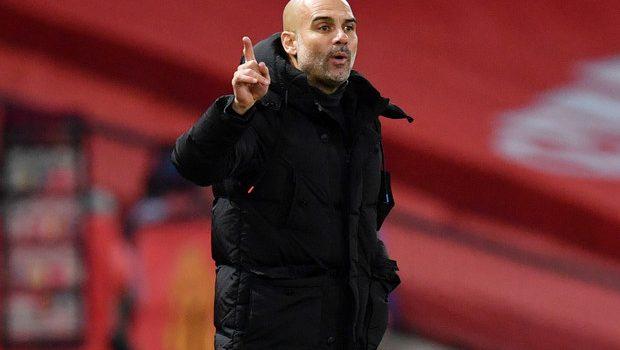 Derby Liga Inggris : MU vs Manchester City Berakhir Imbang