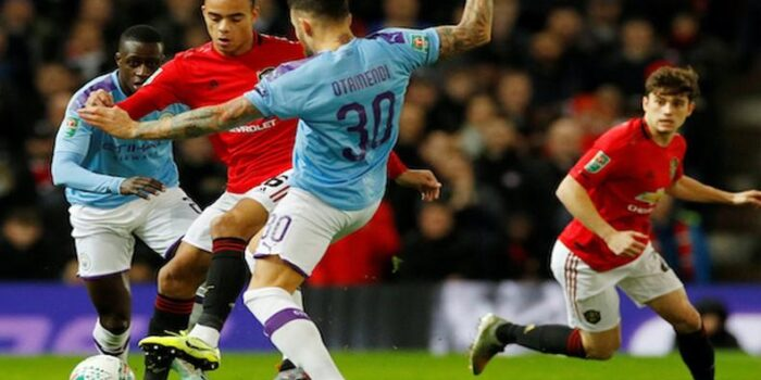 Duo Manchester Bersua di Final Piala Inggris