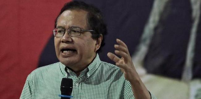 Jokowi Kaget Impor Pangan, Rizal Ramli: Please, Jangan Terlalu Banyak Drama