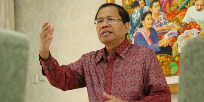 Ramalan Krisis Ekonomi Rizal Ramli Tahun 1998 Tak Meleset