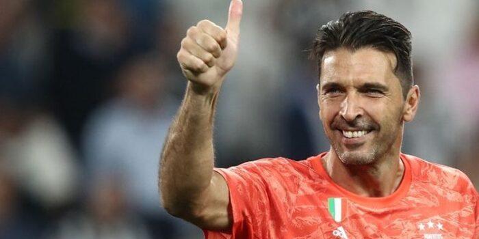 Sisihkan Kandidat Lain, Buffon Dinobatkan sebagai Kiper Terbaik Sepanjang Masa