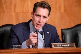 Senator Republik Josh Hawley dan Stefanik Serukan Peyelidikan atas Peran China dalam Wabah Corona
