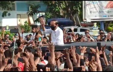 Kunjungan Jokowi ke Sikka Berujung Kerumunan Warga, Mengapa Bisa Terjadi?